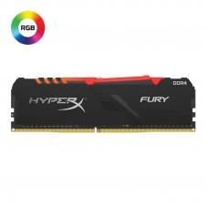 8GB Kingston DDR4 3733 DIMM HyperX FURY Black