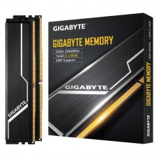 Gigabyte Black Gaming Memory 2x8GB DDR4 2666