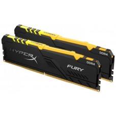 HyperX Fury RGB 16GB (8GBx2) 2666MHz