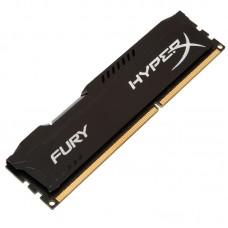 8GB Kingston HyperX Fury Black 3733MHz