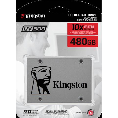 SSD 480GB Kingston UV500