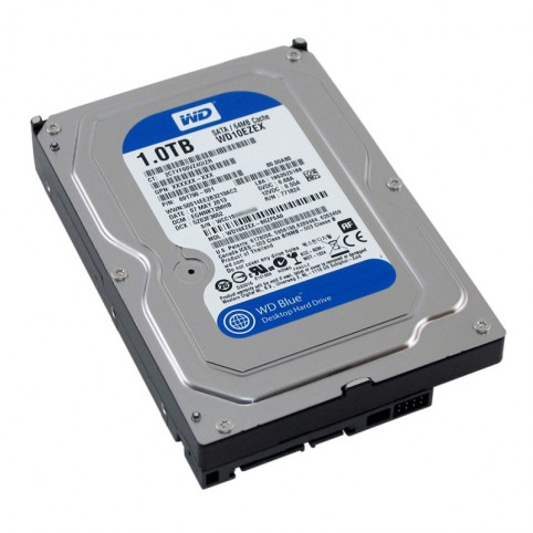 1TB WD BLUE 7200rpm 64Mb