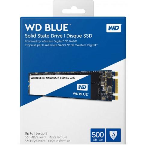SSD 500Gb WD Blue M.2