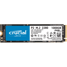 SSD Crucial P2 1 ТБ PCIe M.2