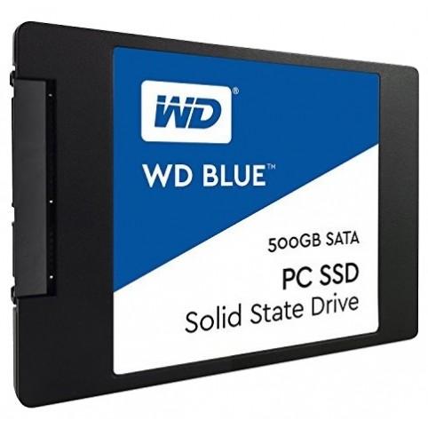 SSD 500Gb WD Blue