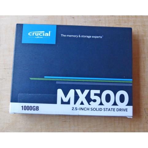 1TB SSD Crucial MX500