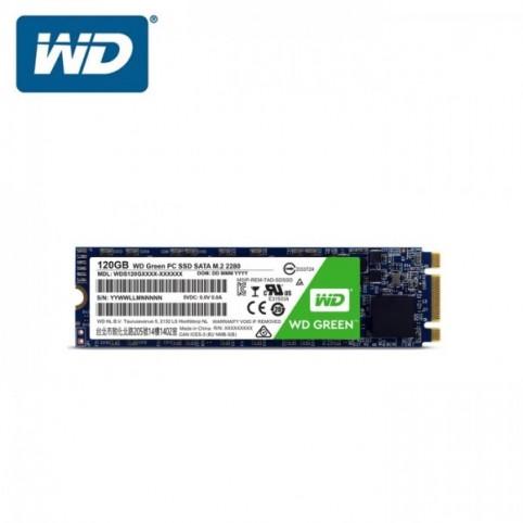 SSD 120Gb WD Green M2