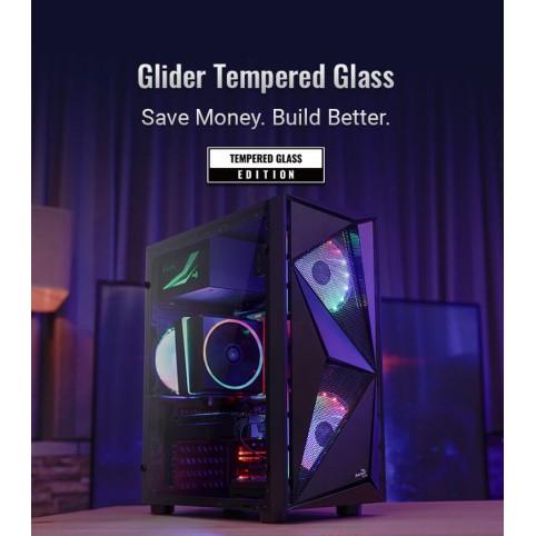 Aerocool Glider-G Tempered Glass