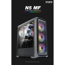 ZALMAN N5 MF 4x120mm RGB fan