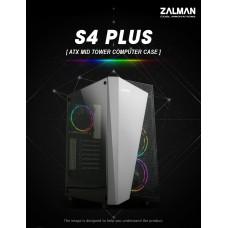 ZALMAN S4 PLUS Black