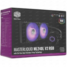 Комплект водяного охлаждения Cooler Master ML240L V2 RGB