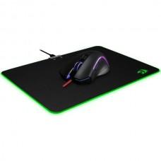 Игровой набор мышка RGB и коврик Redragon M602A-BA