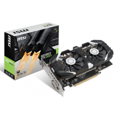 MSI 4Gb GeForce GTX 1050Ti OC 4GT